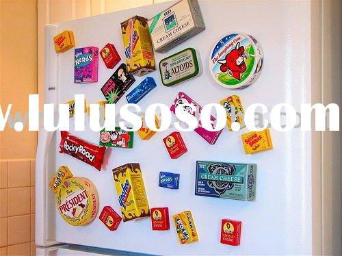 Fridge Magnet,Magnetic photo frame, Cartoon,Animals, Fruits