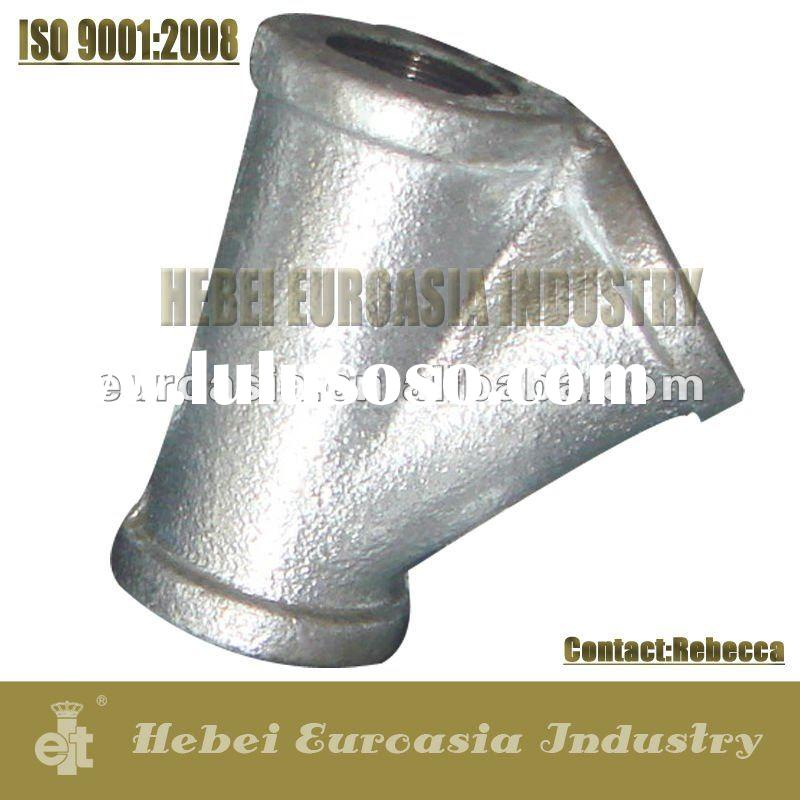 Tyler cast iron pipe fittings dimensions