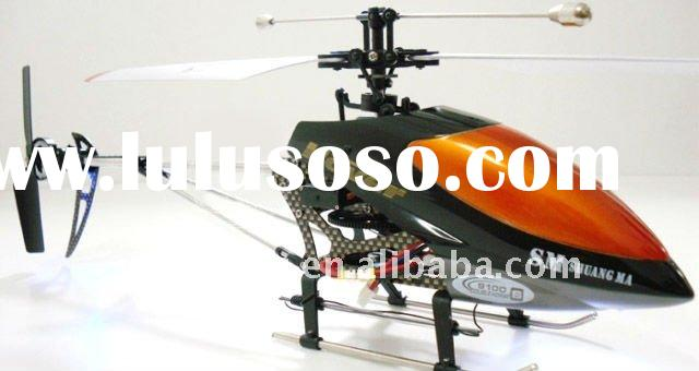 Gyro 49cm Alloy structure 3 Cha RC Helicopter single-screw rc model rc toys Double Horse 9100