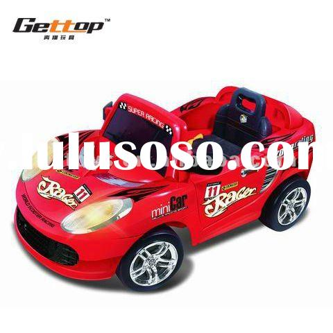 HOTESTnewest kids ride on remote control power car