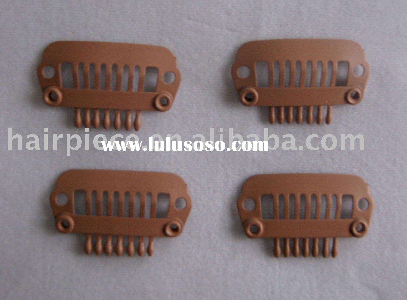 Comb Clip Hair Extension Hair Extension Clips Hair