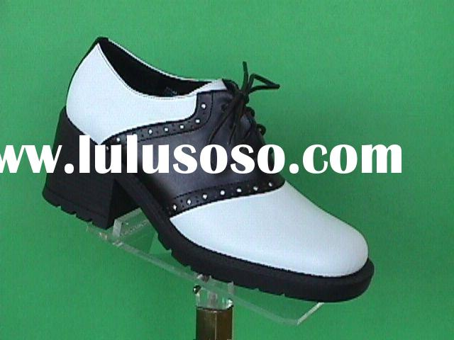 Womens Saddle Shoes Classic Style In Modern Trend Women Picture