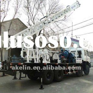 High power! Great popular! ! AKL-Z-400D,water well rotary drilling rig for sale