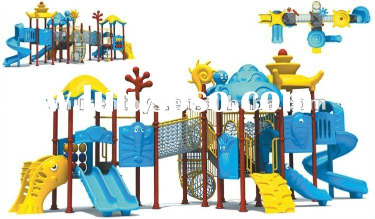 High-quality used playground equipment for sale