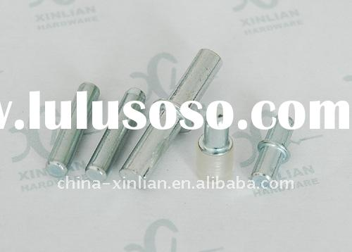 High quality zinc/nickel plated furniture fittings/shelf support/shelf support pins/connected fittin