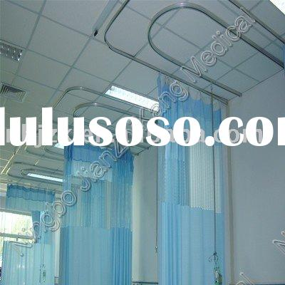 Hospital Wards Curtains System for Sickbed Curtains