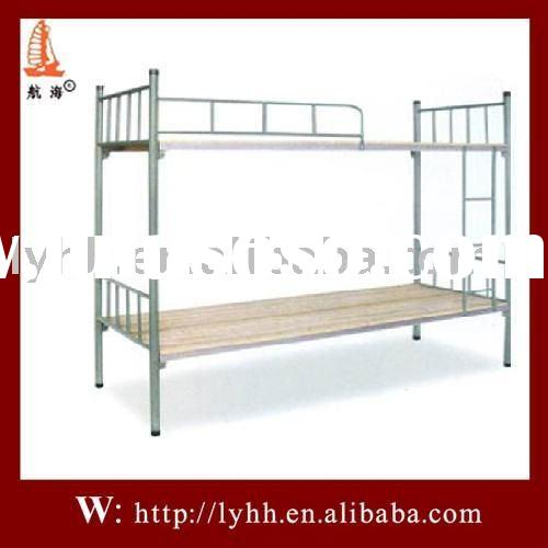 Double deck bed double deck bed manufacturers in lulusoso for Double deck bed for sale