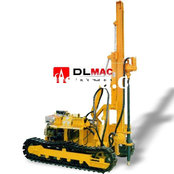 Hydraulic crawler mounted mining quarry Used Truck Mounted Water Well Drilling Rig