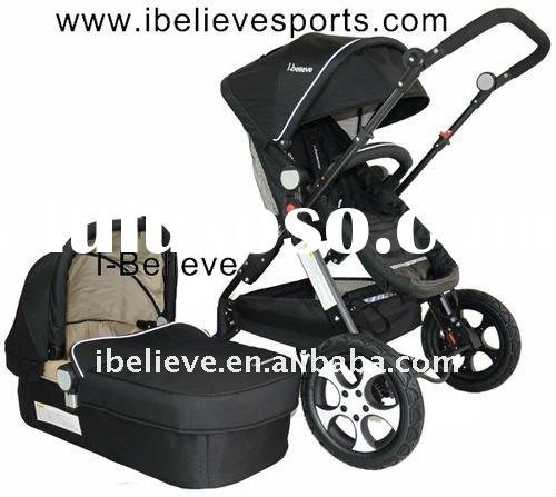 I-S021 EN1888 AS/NZS2088 ASTM F833-10 New Design (Stroller Baby Carry Cot) Sports Version Baby Strol