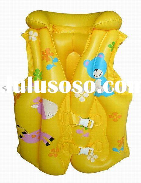 Inflatable Life Vest, pool float