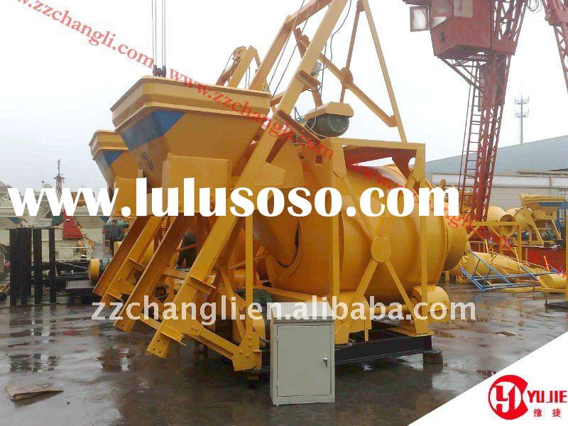 Mobile & Portable Concrete Mixer, JZC250 Cement Mixer, Cement Mixer, Construction Machine, Concr