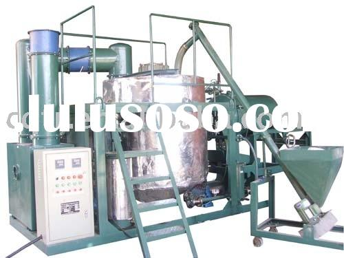 NRY series - oil recycling equipment, used oil cleaning plant