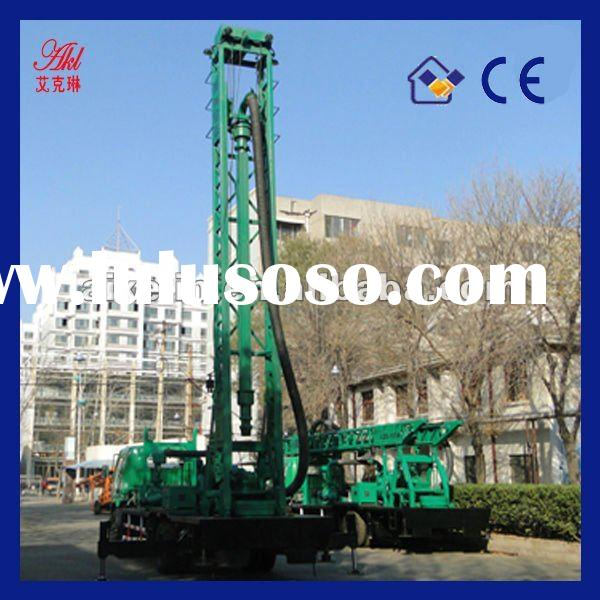 New Type for 2012 Hot Sale! obverse-reverse circulation AKL-Z-150A rotary water well drilling rig