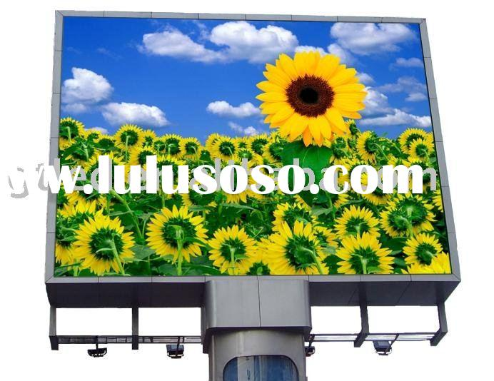 PH16 OUTDOOR FULL-COLOR LED DISPLAY QATAR
