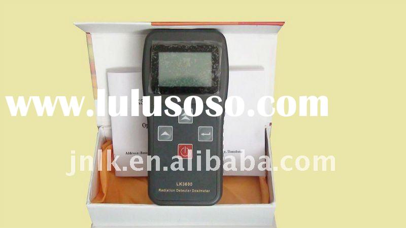 Personal Radiation Geiger counter LK3600 (CHINESE,ENGLISH AND JAPANESE VERSION )
