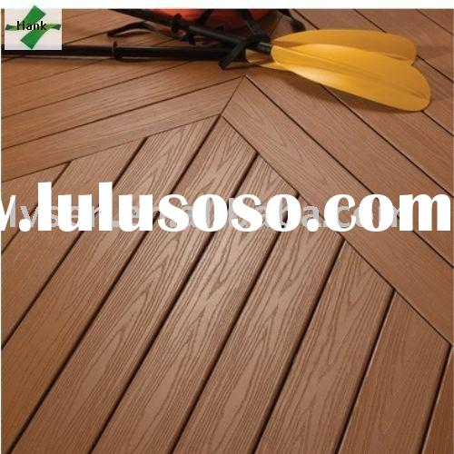 Plastic wood decking manufacturers