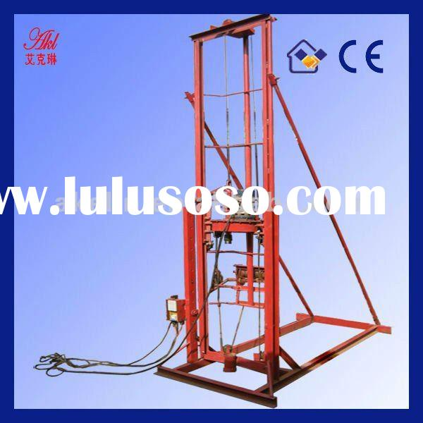 Portable water well drilling rig for sale AKL-G-2