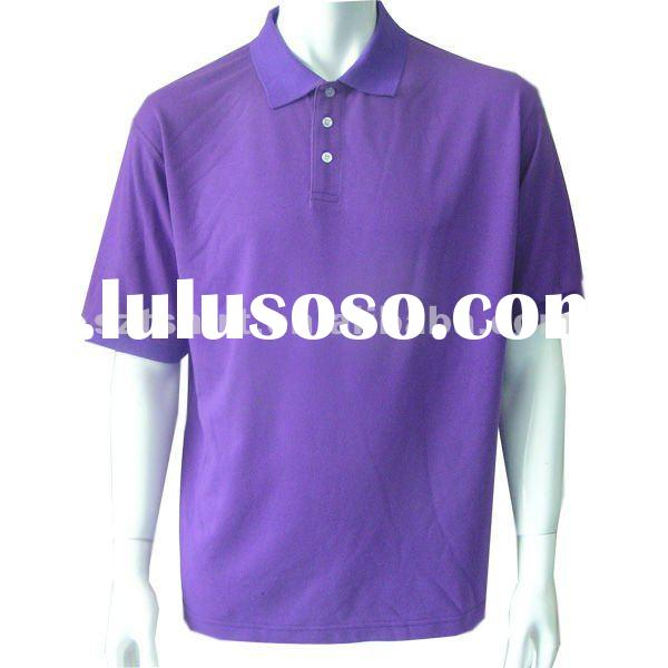 Promotional professional design custom us polo shirt for men