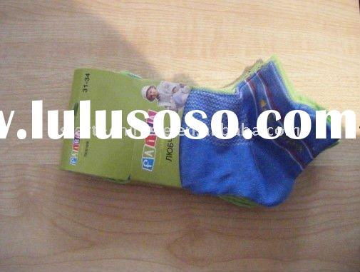 Sock knitting machine for baby sock