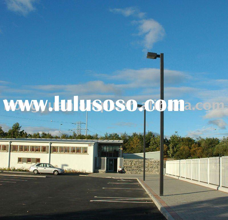 Standard Parking Lot Light Pole Height: Parking Pole Installation, Parking Pole Installation