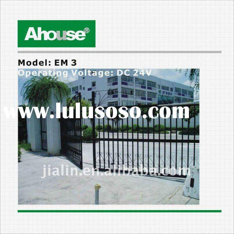 Stainless Steel/Aluminum Alloy Linear Gate system/automatic door/gate system
