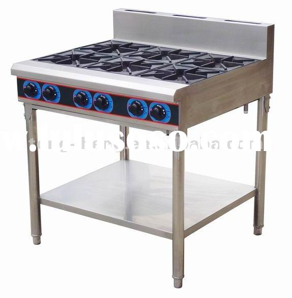 Charmant Outdoor Gas Range Top Designs