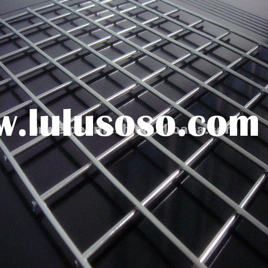 Stainless Steel Welded Wire Mesh Panel 304/316