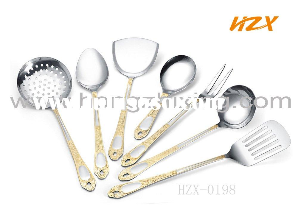 Kitchen Utensils And Their Uses