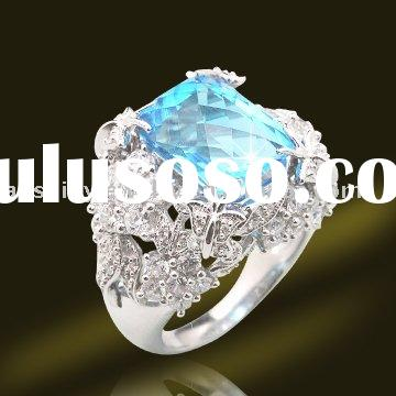 Sterling Silver Ring, Silver Jewelry, Fashion Jewellery