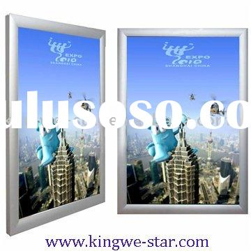 Super slim advertising LED light box