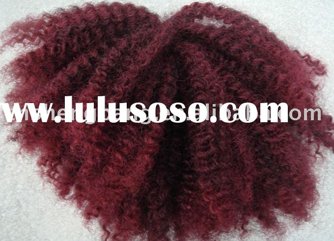 Synthetic Afro Twist Hair Braids for Hair extension