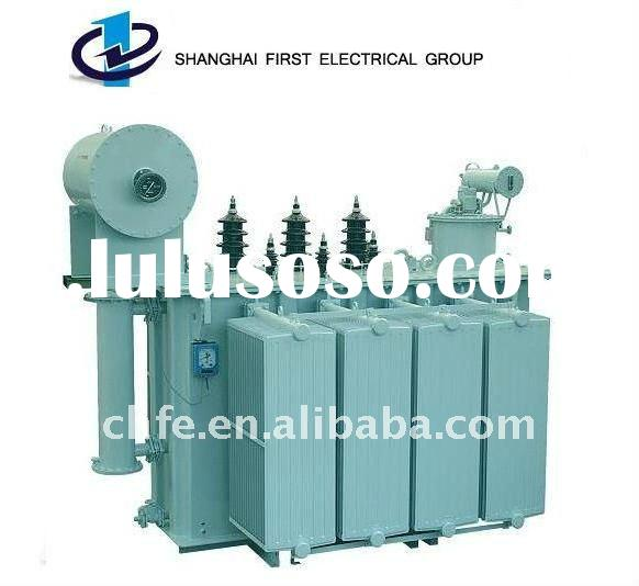 Three Phase Electrical Power Distribution Transformer 6~36KV