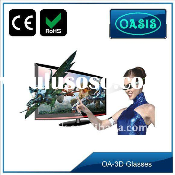 Universal Passive 3D Glasses for TV