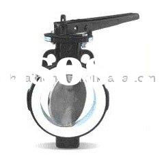 Wafer Butterfly Valve (Wafer Style Butterfly Valve)