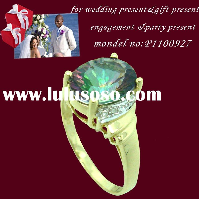 Wholesale 9K yellow gold ring jewelry
