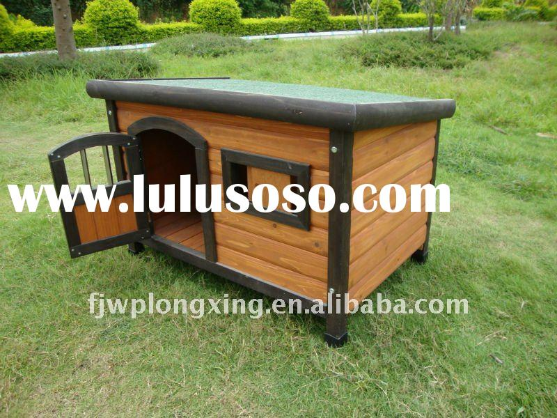 Wooden dog cage for your cute petsl
