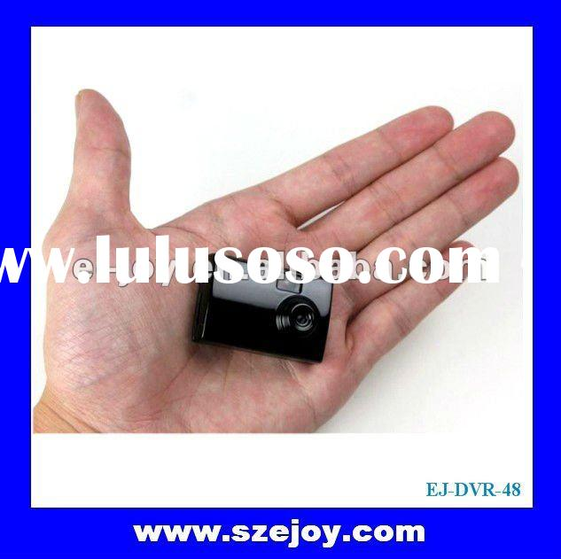 World's Smallest camcorder parts