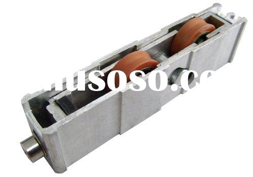 aluminum double sliding door roller window roller
