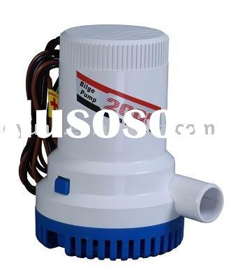bilge pump/submersible pump/marine pump