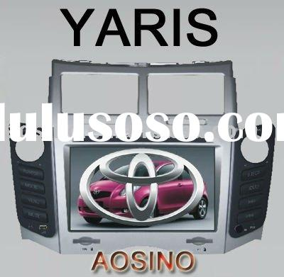 car dvd player FOR Toyota Yaris
