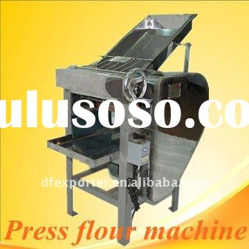 different size noodle processing machine