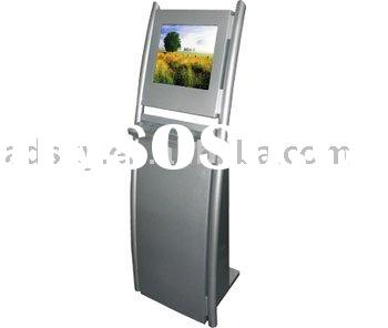 floor standing lcd advertising display 17 inch
