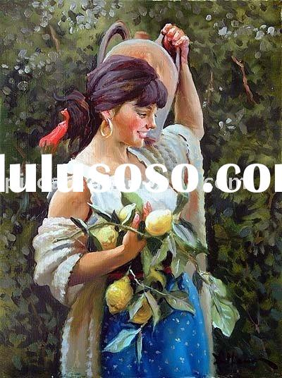 handmade oil painting,canvas art painting
