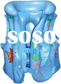 inflatable life vest/water safty product