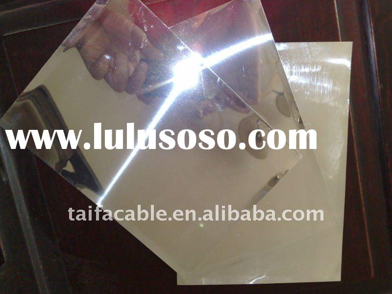 mirror reflective aluminum sheet/coil