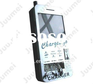 mobile phone charging kiosk and public mobile phone charging station and cell phone charging kiosk