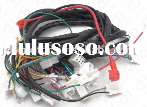 motorcycle cable (WY125),motorcycle electric parts,WY125 electric parts