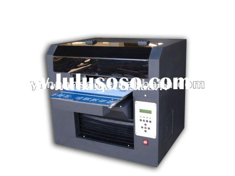 plastic card , PVC golf , phone case , CD/DVD printer machine with high speed