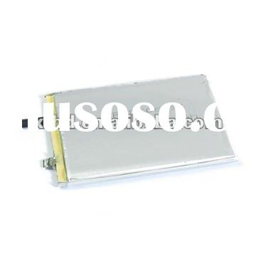 rechargeable lithium polymer battery 606591 4000mAh 3.7V for tablet PC