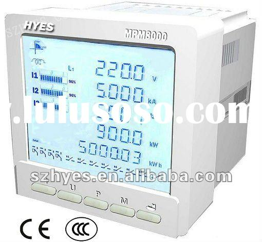Secondary Electric Meter : Rudolf power meter modbus protocol